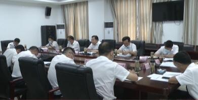 县领导分别参加县委十四届九次全会分组讨论
