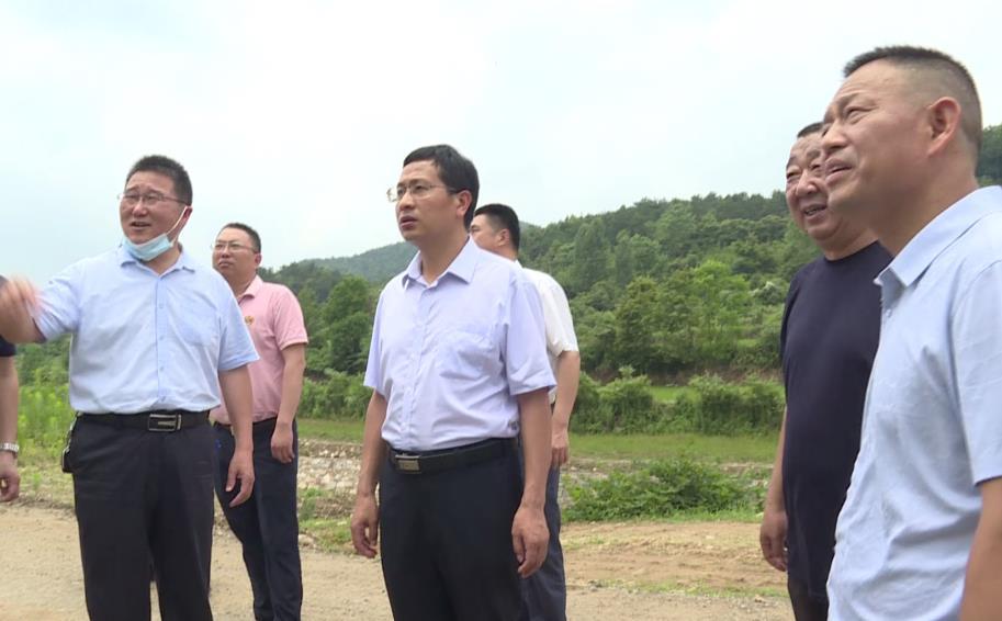 刘堂军督办端午节期间疫情防控和防汛备汛工作