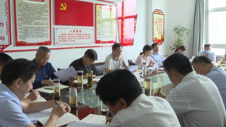 县政协开展党风廉政建设宣传教育月活动