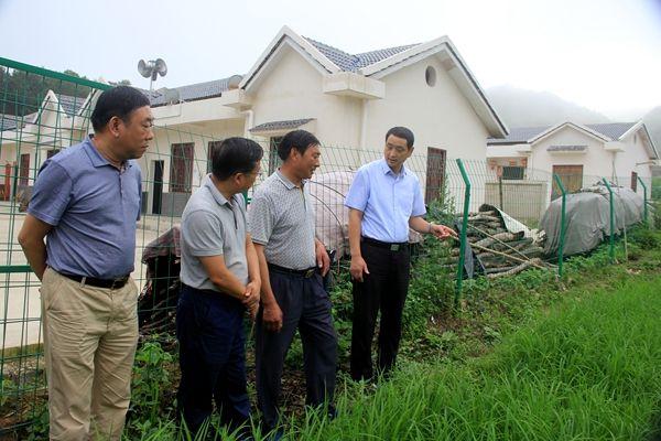 市委副书记刘海军到沙河乡调研精准扶贫工作_房县新闻