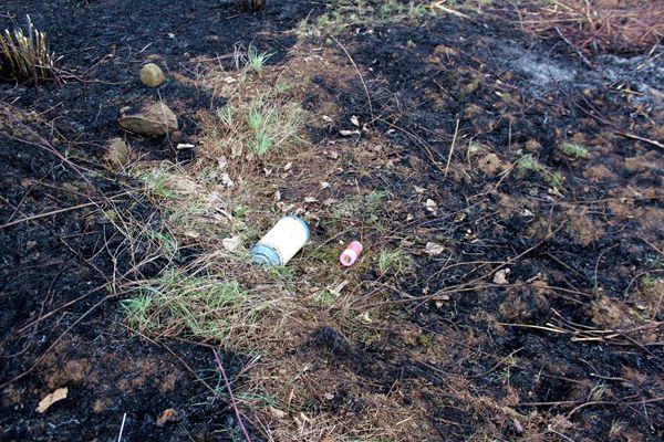 房县森林公安局快速侦破一起森林火灾案件