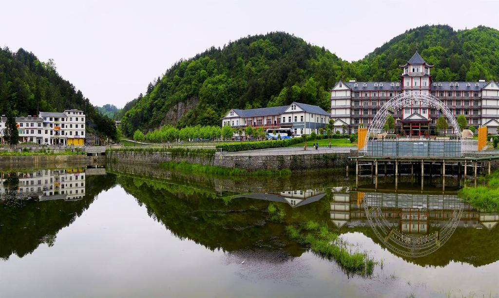 建始小西湖村跻身全省旅游创新创业基地行列