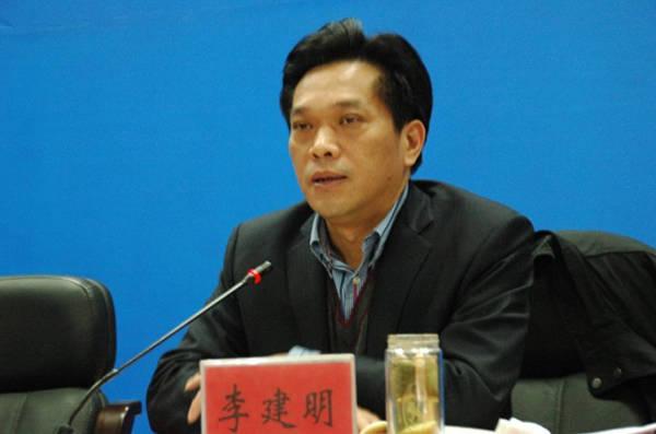 委_全国人大代表,恩施州委书记李建明(资料图)