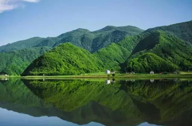 中国最美风景走廊:神农架