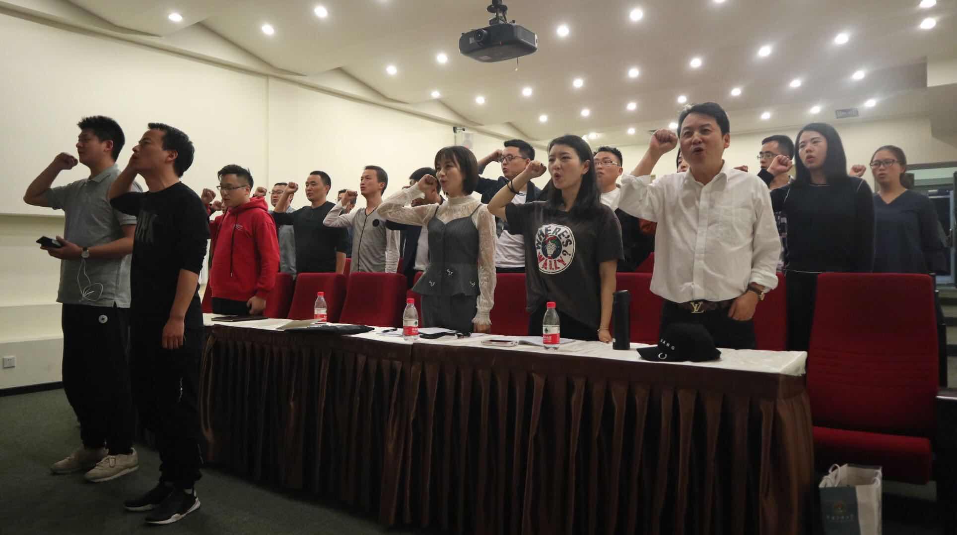 恩施州广电传媒从业人员中传培训班临时党支部在中国传媒大学开展四月支部主题党日活动