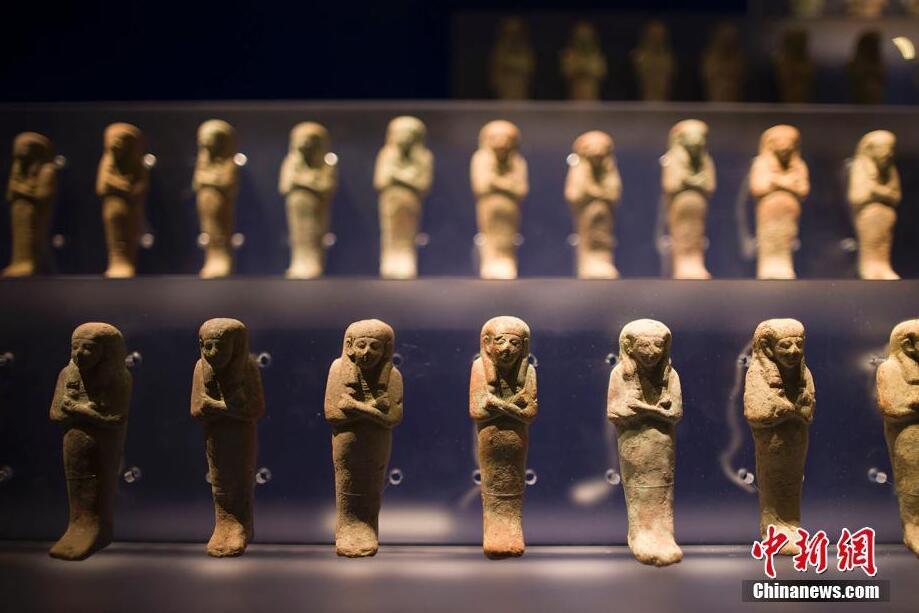 古埃及文明特展将在太原开展