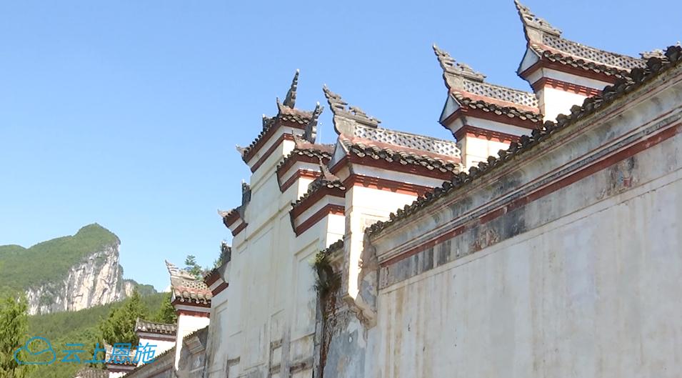 利川的這些古建筑 詮釋著名副其實的古色古香