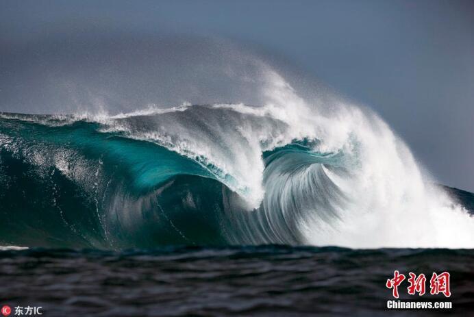 世界海洋日看海上