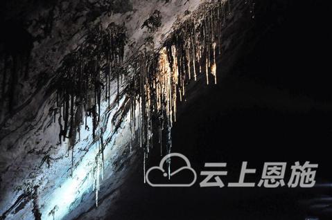 恩施紅土有個神秘洞穴 洞內怪石嶙峋 美輪美奐
