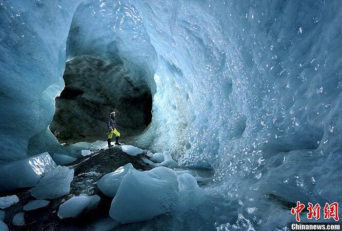 隔着屏幕都凉快!围观世界各地美丽洞穴