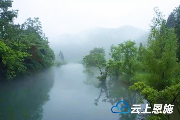 盛夏避暑納涼好去處 鶴峰董家河有美景