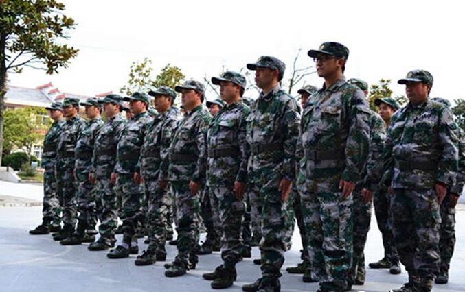 湖北竹山:着力培养新民兵