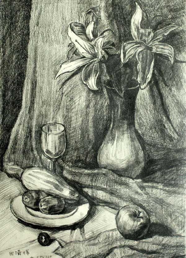 田清辉《蔬果与瓶花》11.jpg