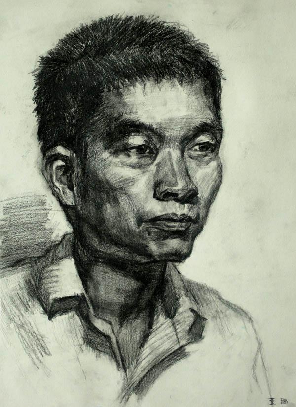 董路《男肖像》11.jpg