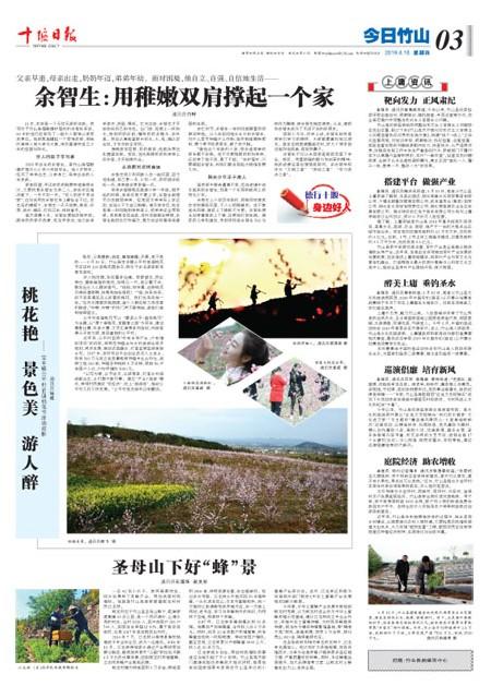 十堰日报竹山版20190418