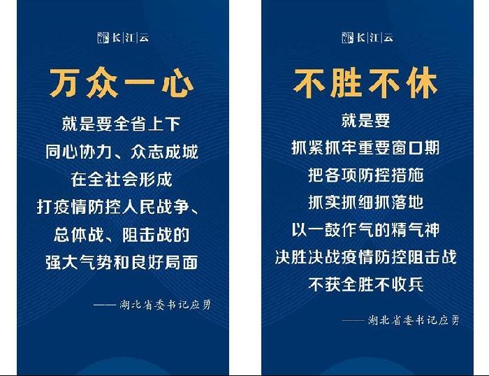图解|湖北省委书记应勇:生命重于泰山,救治刻不容缓!