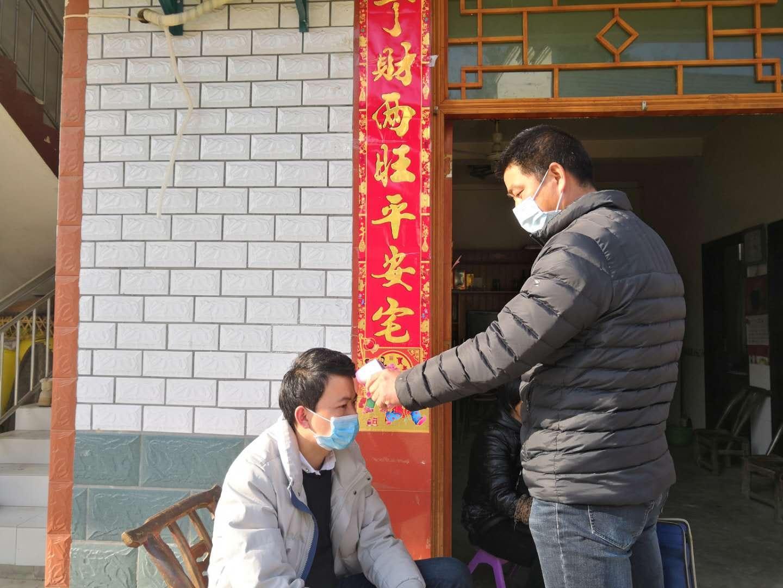官渡镇焦志刚:退伍不褪色  抗疫一线显担当