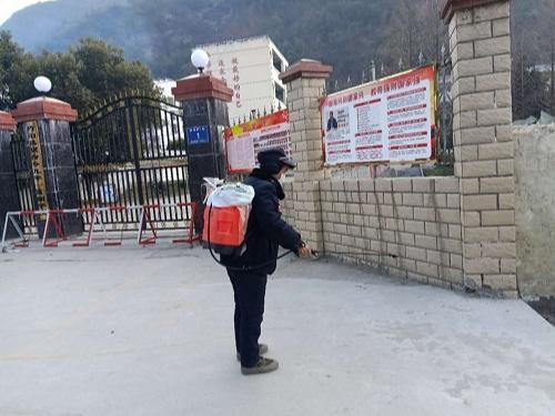 雙臺鄉中心學校:多措并舉應對疫情