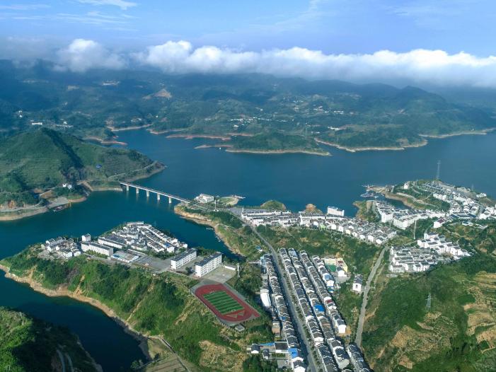 【十三五巡禮】美麗竹山,守護藍天碧水凈土
