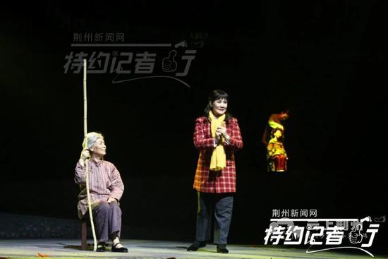 荆州 | 歌剧《有爱才有家》入选文化部重点扶持