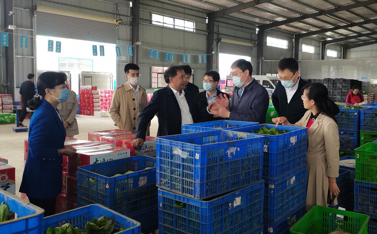 国家发改委基础司来我县调研长江经济带绿色发展示范工作