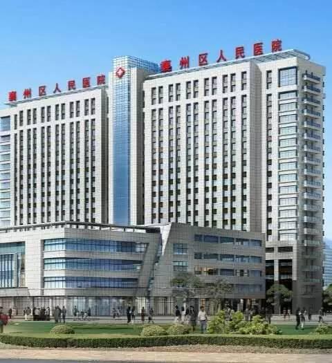新的襄州区人民医院一期工程建设包括可设置1500个床位,19层高的住院
