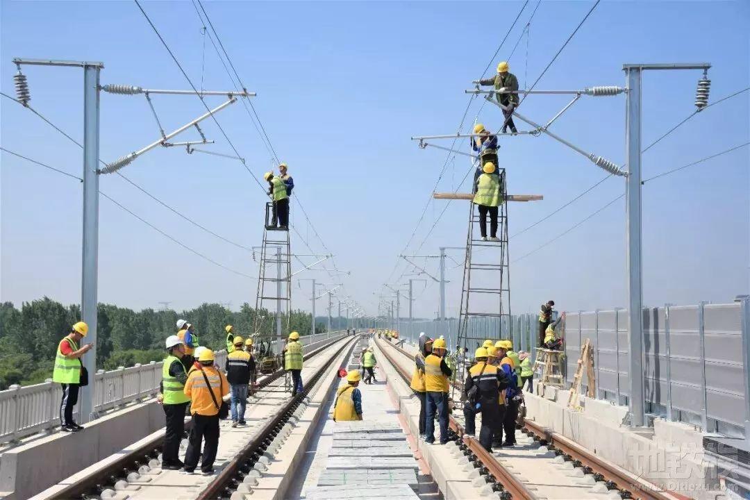 经过襄阳的这些高铁今年将开通!