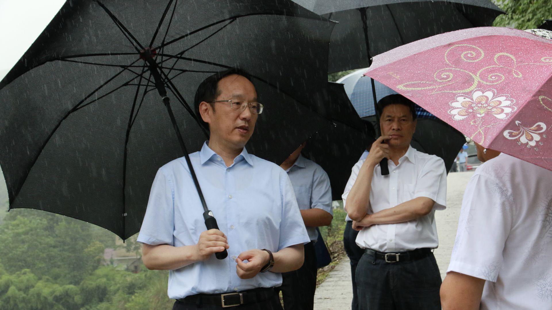 李樂成:積極發揮黨建引領作用 打好打贏脫貧攻堅戰