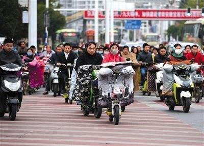 @襄阳人 这种电动车将被禁止上路