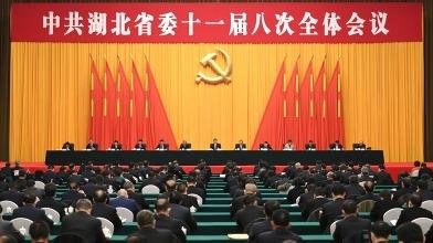 中共湖北省委十一届八次全体会议决议