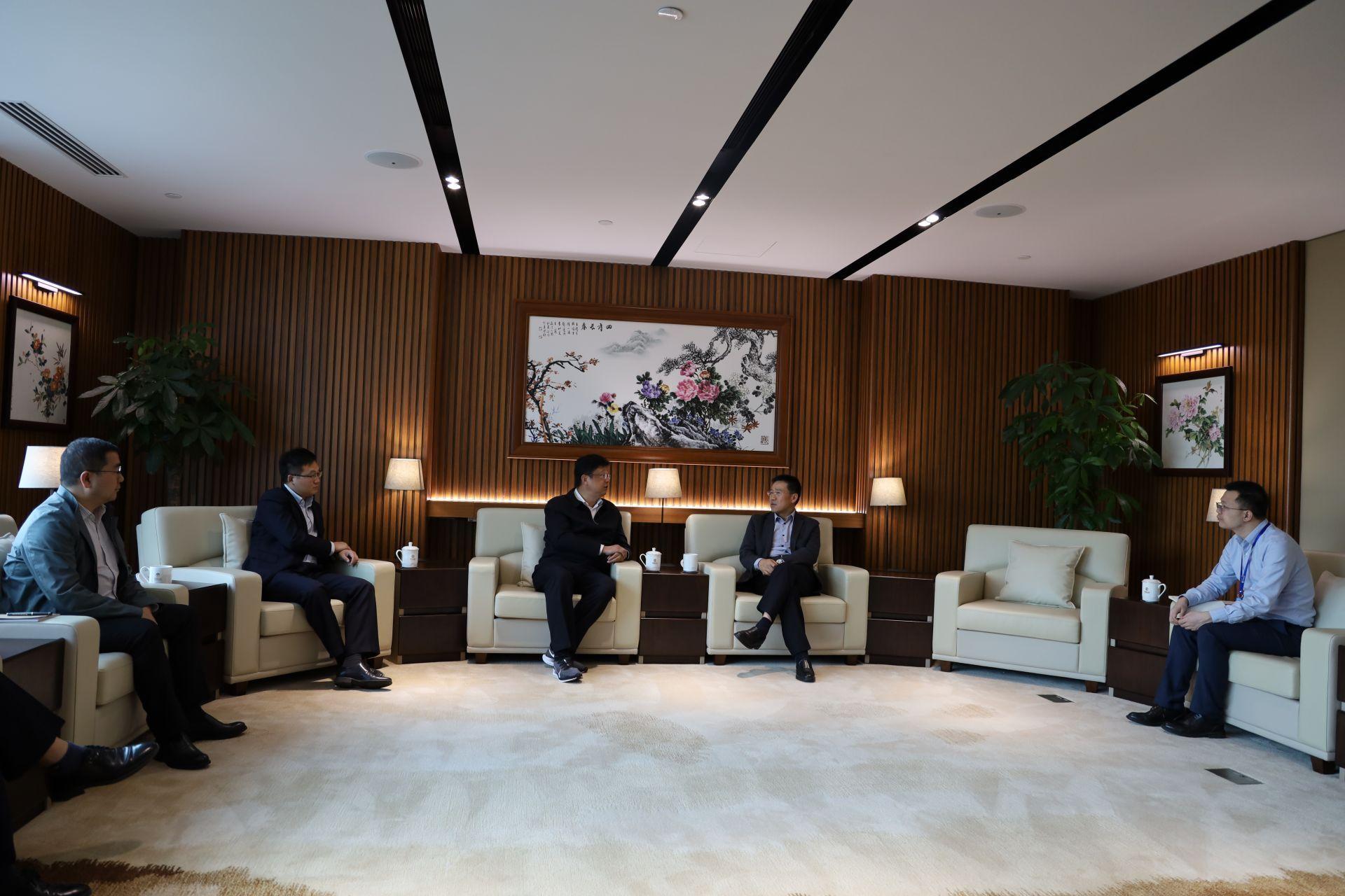 小县城谋求大发展 进博会通城代表团上海对接投资合作