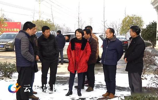 杭莺:加强雨雪冰冻天气应急保障 确保群众生产生活安全有序