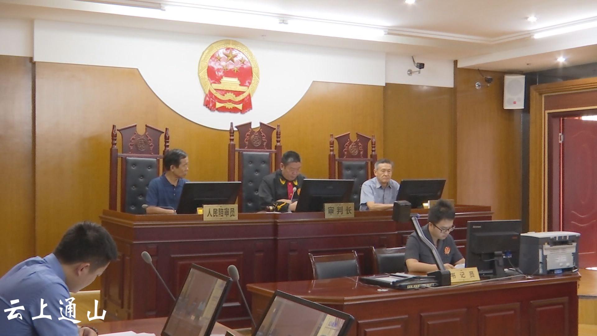 通山县人民法院公开宣判全省首例大气污染刑事附带民事公益诉讼案