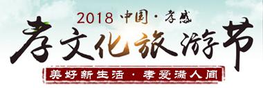 2018中国·孝感孝文化旅游节