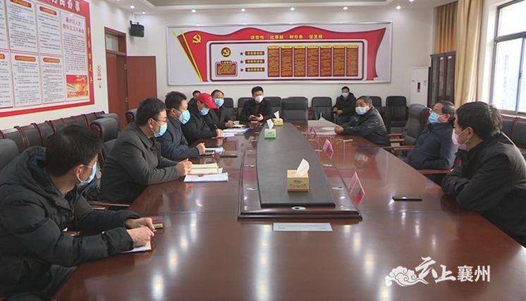 市领导督导襄州区新冠肺炎疫情防控工作