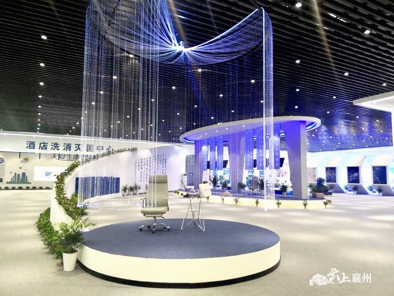 【项目拉练看襄州】华中康谷产业园:制造业与现代服务业融合发展