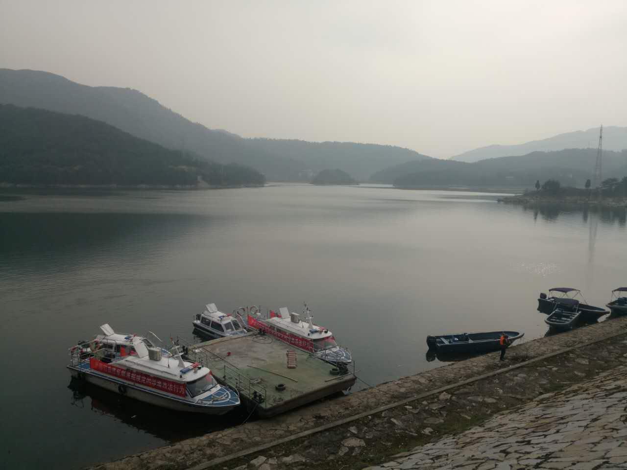 黄冈白莲河水库正式启动禁渔期制度