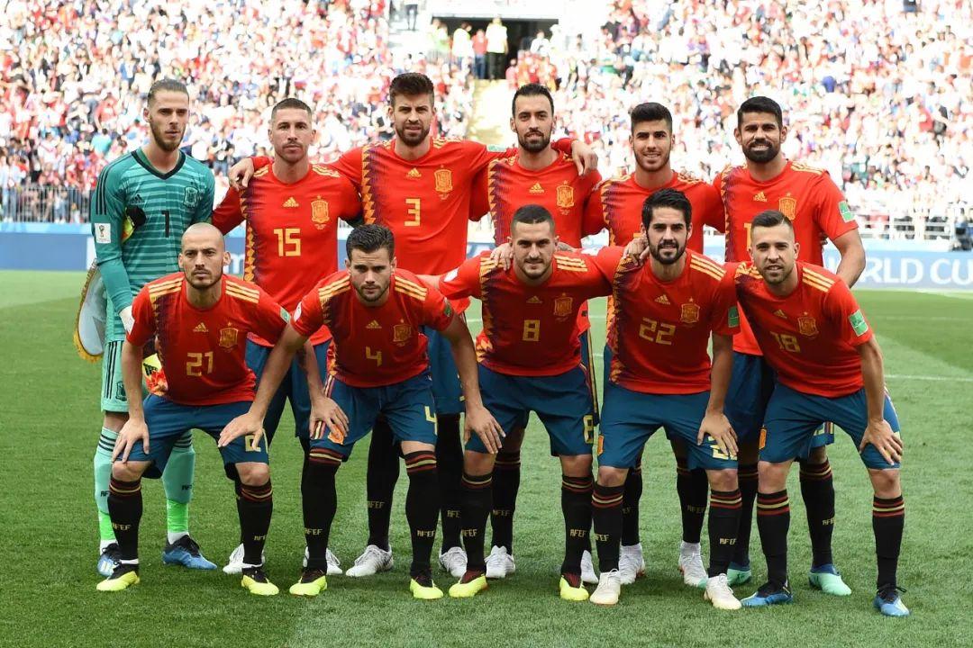 淘汰赛进球大战!西班牙5比3加时战胜克罗地亚!