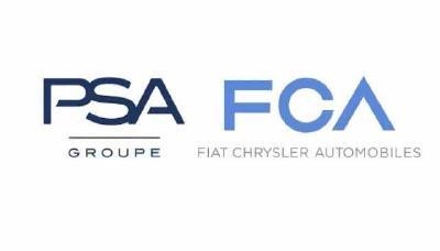PSA与FCA发布联合公告 合并将在明年一季度内完成