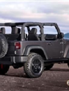 新款Jeep牧马人更轻/动力选型更广