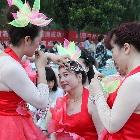"""房县黄酒音乐帐篷节暨""""花菇仙子""""比赛"""