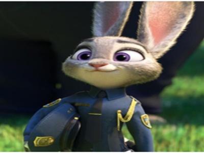 小兔子朱迪狐狸尼克疯狂动物城相处之道亲子