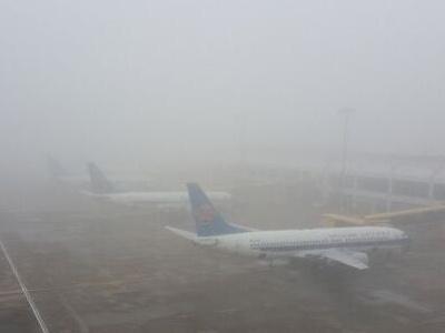 武汉往返珠海航班因珠海机场大雾受到影响