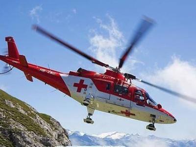 多地救援直升机空中救护常态化
