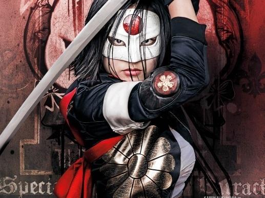 《自杀小队》角色海报 小丑女美美美!