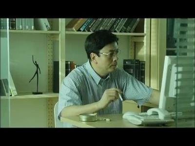 视频公益广告二手烟