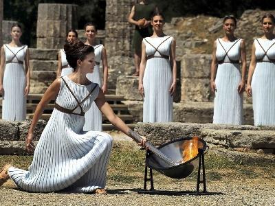 奥运会起源既流传神话传说又伴随真实的城邦之争图片