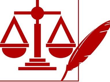 法律图标简笔画