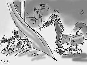 工厂生产噪音日夜不休,居民生活受影响