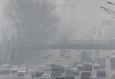 北京雾霾 飞机延误